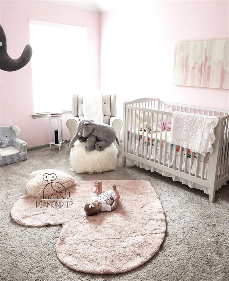 Heart Shaped Cotton S Bedroom Rugs