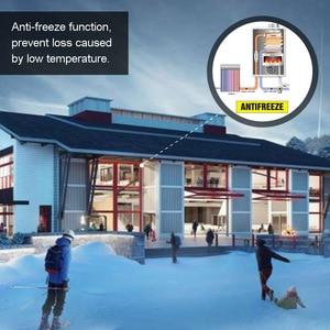 Image 2 - BOT 313W Programmierbare Batterie Power Zimmer Digitaler Thermostat für Gas Kessel Heizung Temperatur Control Wand Thermostat