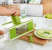 4in1 Cutter Multi-function Chopper Home Cutters Portable Fast Chopping Tools Creative Kitchen Utility  kichen accessories