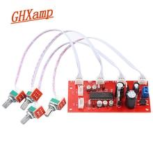 Ghxamp UPC1892CT Preamp لهجة مجلس Preamplifier لهجة التحكم الجهد فصل نوعية جيدة المزدوج تيار مستمر 12 فولت 24 فولت 1 قطعة