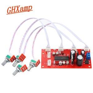 Image 1 - Ghxamp UPC1892CT Preamp لهجة مجلس Preamplifier لهجة التحكم الجهد فصل نوعية جيدة المزدوج تيار مستمر 12 فولت 24 فولت 1 قطعة