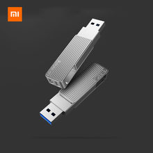 Xiaomi Youpin JESIS USB3.1 Single-port U Disk 32G 64G 128G RAM Portable Aluminum Alloy Material High-speed Transmission U Disk(China)