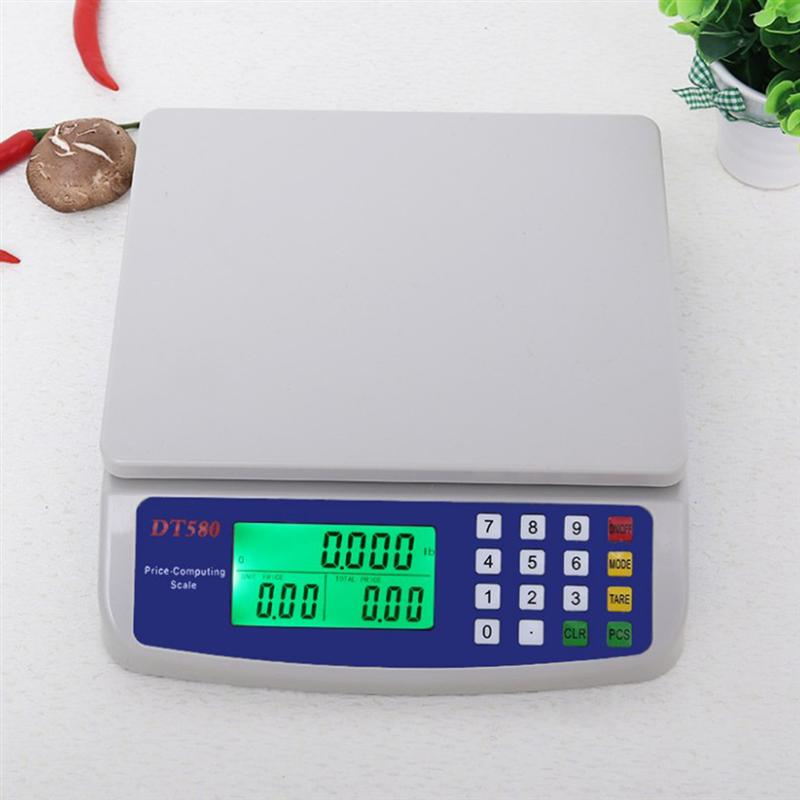 30KG / 1G Precision Digital Scale Electronic Balance Weight Scale LCD Display Weight Scale Accuracy Weight Balance Scales