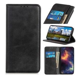 Image 2 - Etui na telefon do Samsung Galaxy Note 20 Ultra skrzynki pokrywa skóra bydlęca PU skóra magnetyczna odwróć okładka książki do Samsung S20 Ultra Plus