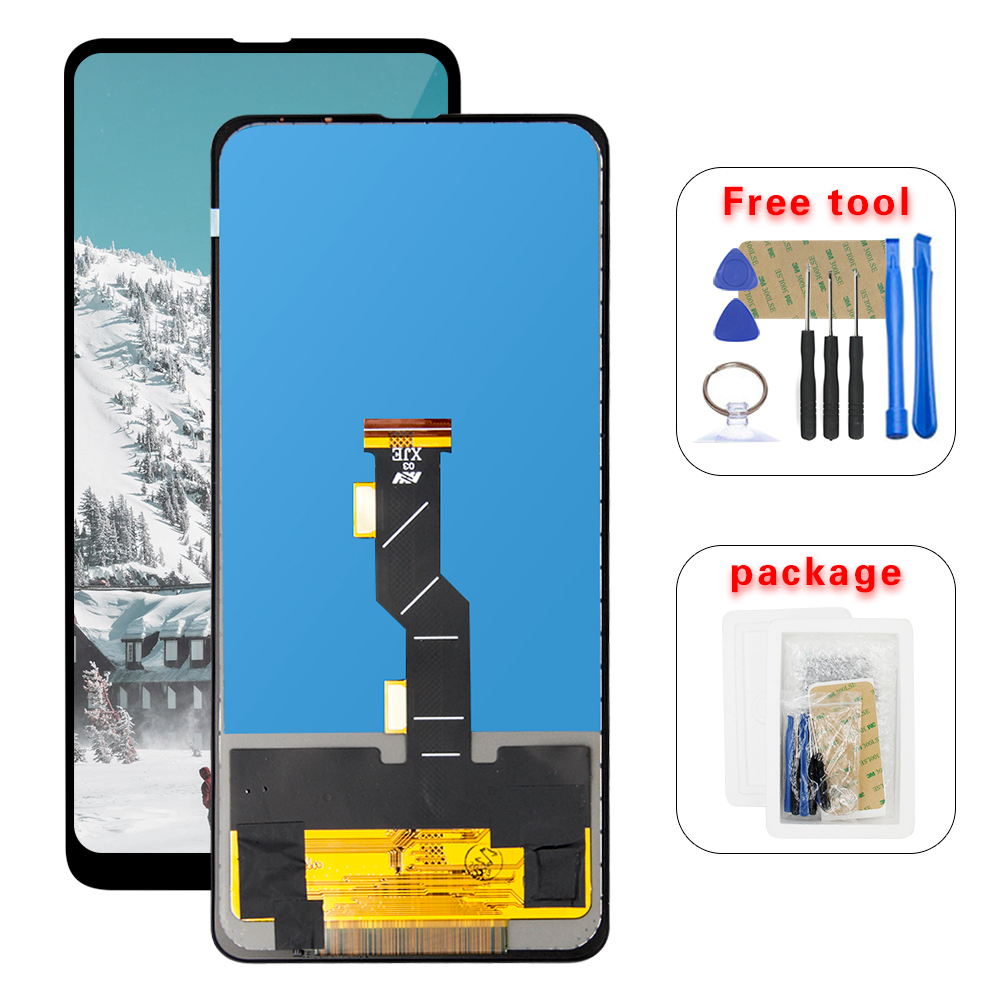 For Xiaomi Mi Mix 3 LCD Display Touch Screen Digitizer Glass Assembly For Xiaomi Mi Mix3 LCD Display