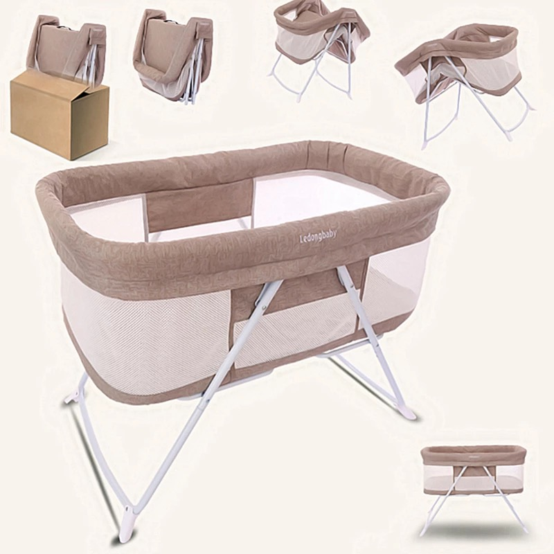 Multifunction Protable Easy Folding Baby Bed With Mosquito Net Newborn Cardle Baby Sleeping Crib Baby Nursery