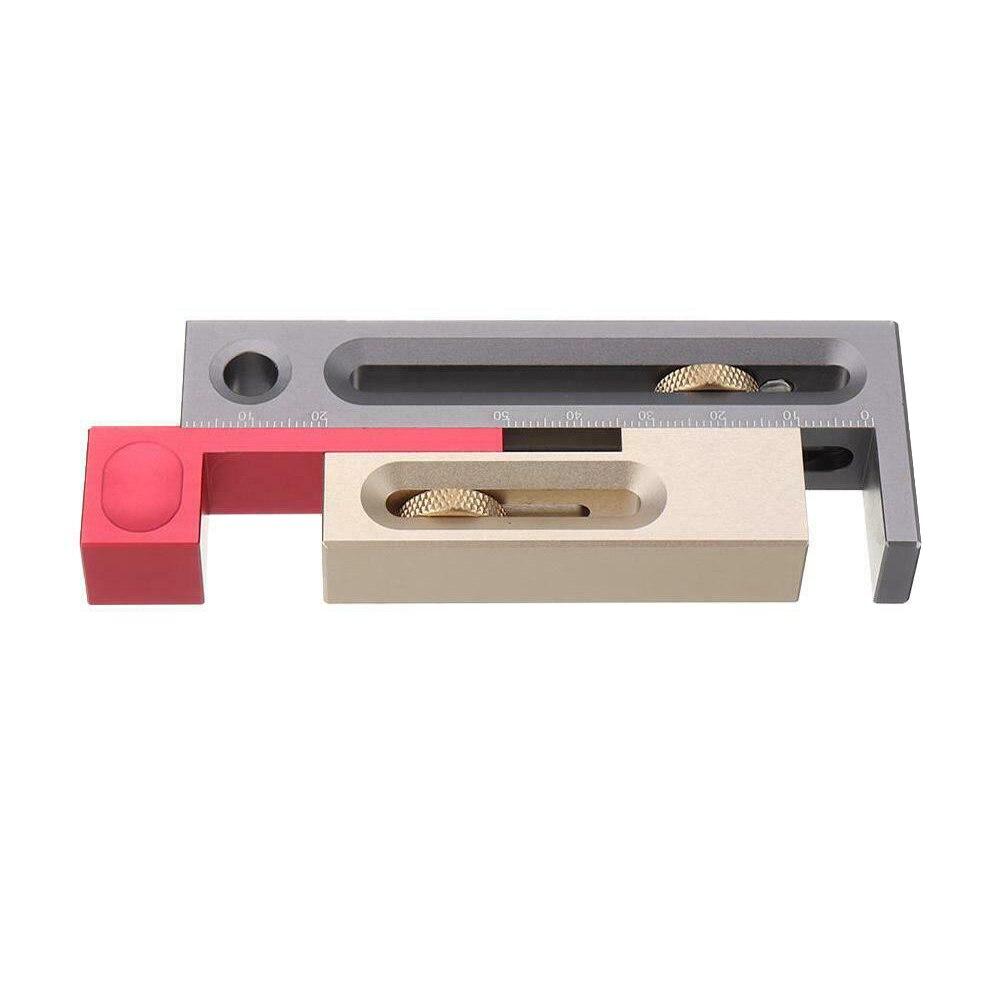 Tablas de carpintería bloques de medición mesas ajustador de ranura de sierra mortaja y herramienta de tenón GQ999 Maceta de flores de riego automático apilable Vertical plantador de pared colgante duradero para el balcón del jardín GQ999