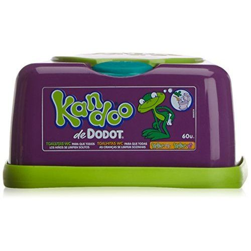 Kandoo Wipes And Accessories [Alias]-Warms Wipes - 125 Ml