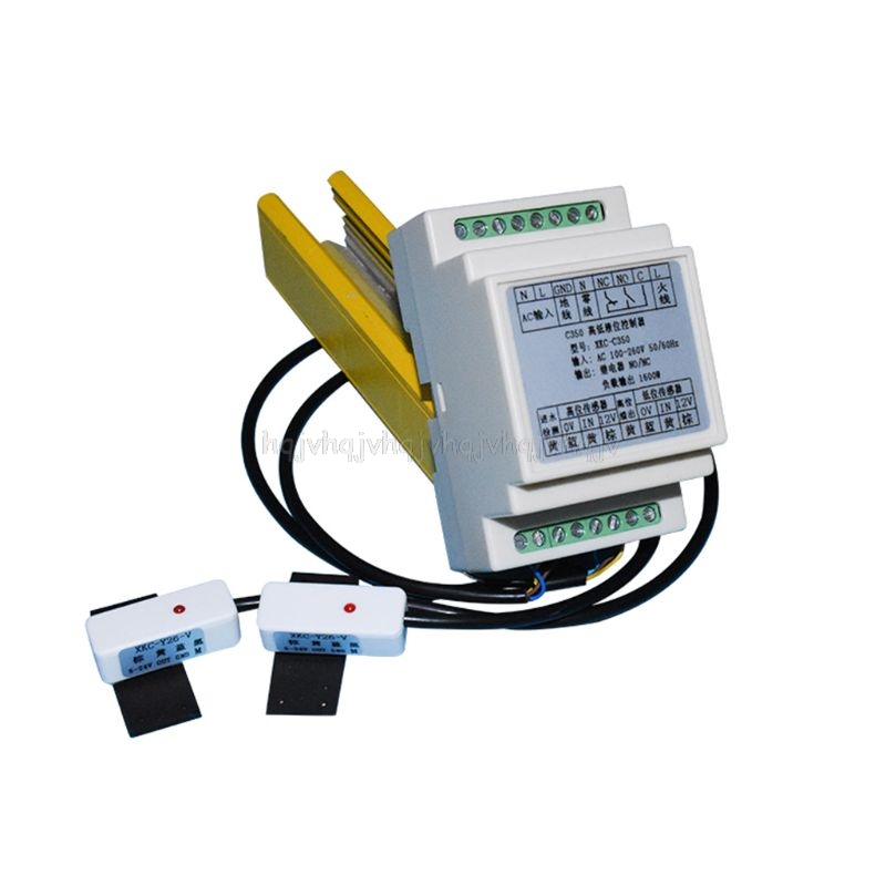 High and Low Liquid Level Controller with 2 Non Contact Sensor Module Automatic Control Fluid Water Position Detector N22 19 Pakistan
