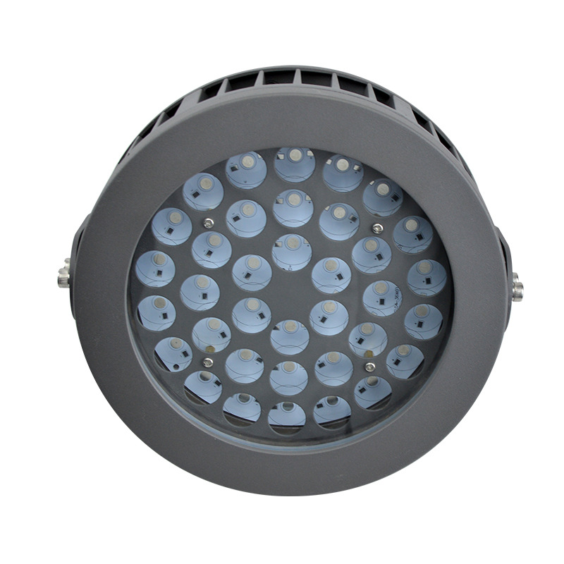 LED Circle Spotlight Housing Scenic Area Park Lighting Zhao Shu Floodlight Enclosure Single Spotlight Housing
