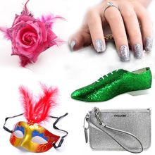 12 Candy Color Glitter Powder Sequins Resin Pigment Epoxy Resin Mold Jewelry DIY