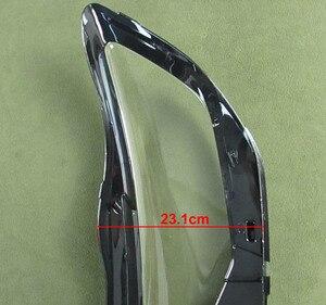 Image 5 - Coque transparente pour feux avant, lentille pour éclairage avant, pour Audi A6L C7, 2012, 2013, 2014, 2015