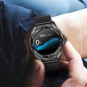 Image 5 - Senbono 2020新IP68防水スマートウォッチ心拍数血圧モニター天気スマートウォッチファッションフィットネストラッカー時計