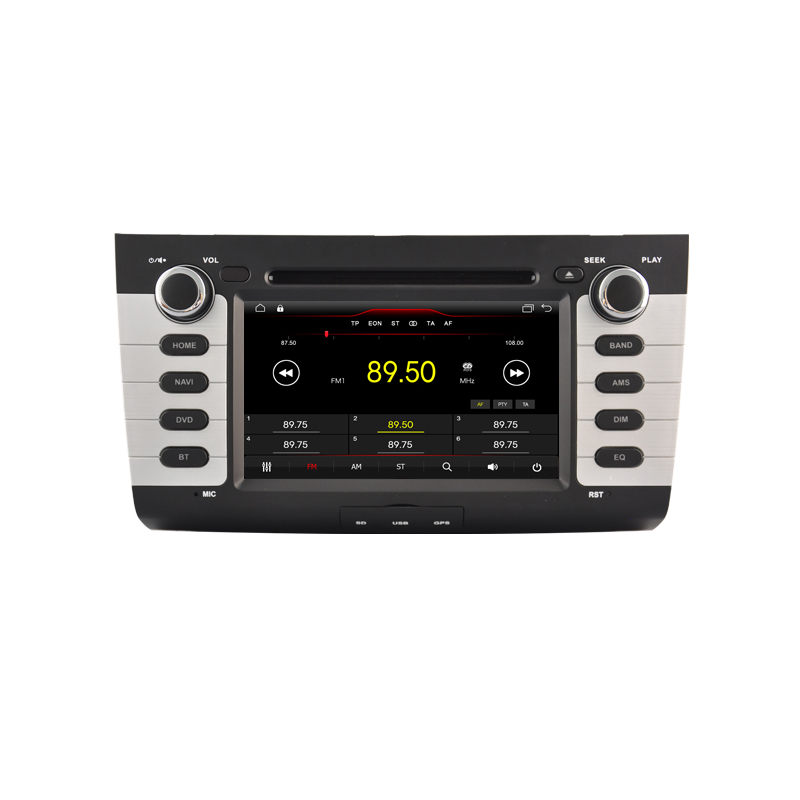 2 din <font><b>Android</b></font> 10 car dvd player gps navigation for <font><b>Suzuki</b></font> <font><b>Swift</b></font> 2005 2006 2007 <font><b>2008</b></font> 2009 2010 radio audio stereo wifi image