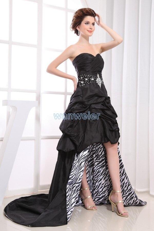 Vestidos De Novia Free Shipping Party Women Kardashian Black Vestidos Formales After Short Before Long Prom Bridesmaid Dress