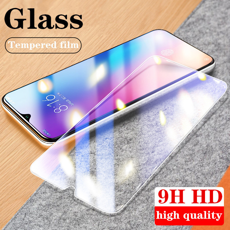 9H Tempered Glass For Xiaomi Mi Max 3 Mix 2S Note 3 HD Protective Film Screen Protector For Xiaomi Mi A3 A2 Lite A1 Hard Cover