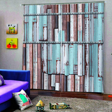 soundproof windproof curtains Morden blue curtains Customized size Luxury Blackout 3D Window Curtains For Living Room morden bookself 3d curtains luxury blackout curtain 3d window curtains for living room bedroom customized size