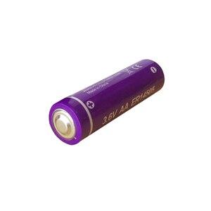 Image 2 - 16PCS PKCELL ER14505 3.6V 2400mah aa battery lithium primary batteries