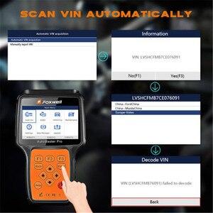 Image 4 - FOXWELL NT650 엘리트 OBD2 자동차 스캐너 지원 ABS 에어백 SAS EPB DPF 오일 서비스 재설정