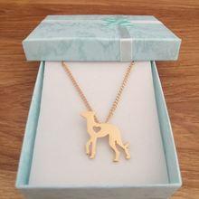 Gsky модное ожерелье с изображением собаки из полипропилена