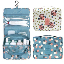 Makeup Organizer Bag Tourist Portable Folding Multifunction