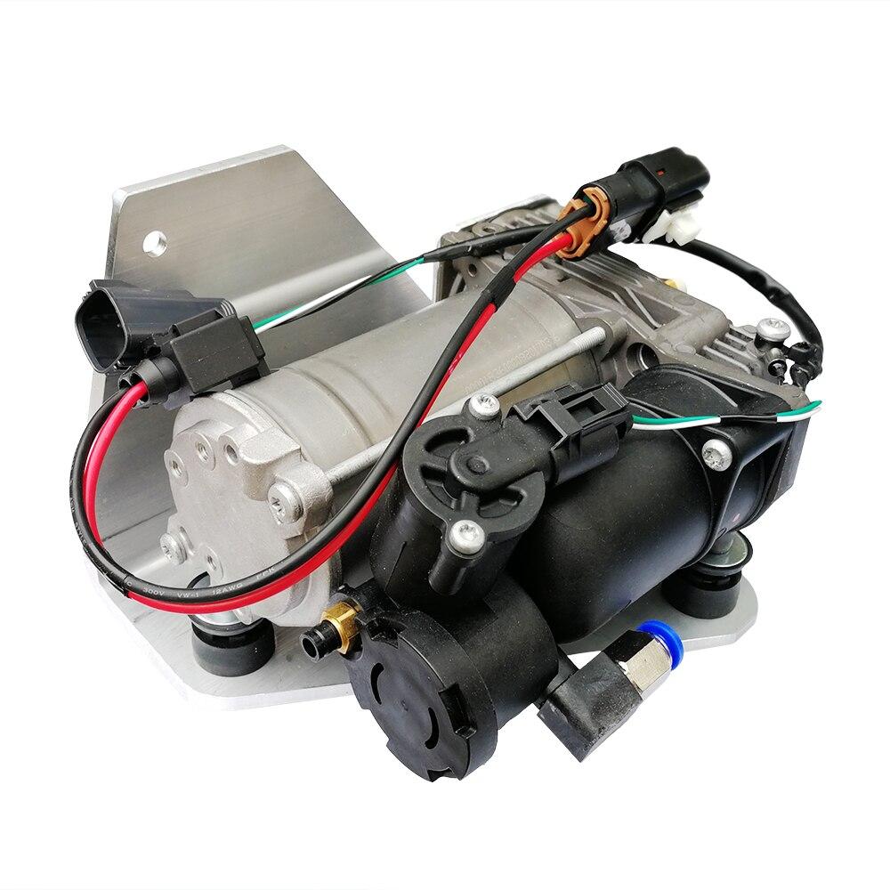 จัดส่งฟรี Suspension Air Compressor AMK สำหรับ Range Rover Sport 2005-2013 Land Rover Discovery 3 & 4 LR038118 RYG500160 LR023964