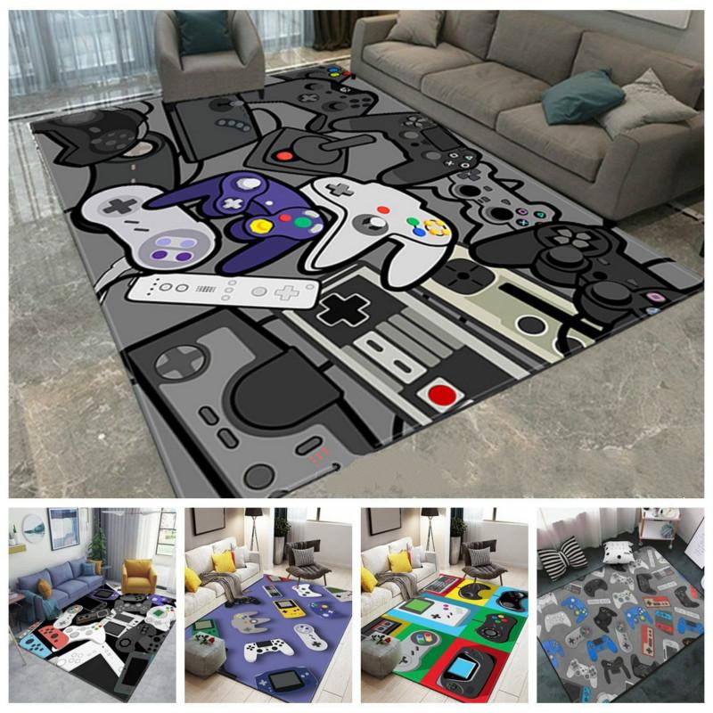 New Game Controller Carpet Decoration Home Bedroom Kitchen Mat Rug Doormat Aisle Floor Mat Bath Mats Doormat Home Door Mat