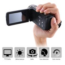 5.0M HD CMOS Sensor 3.0 inch TFT Flash Digital Camera 24.0 MP FHD LCD Rotation Screen Digital Camera With 16X Digital Zoom lensoul 1080p hd digital camera recorder camcorder 3 0 inch tft lcd touch screen 16x zoom video camera 5 mp cmos sensor
