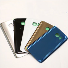 For Samsung Galaxy S7 Original Back Glass Battery Cover Rear Door Housing Case Samsung s7 back glass Cover For Galaxy S7 G930F(China)