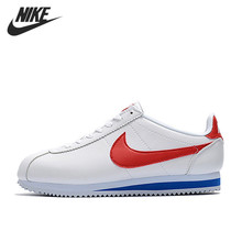 Nike CLASSIC CORTEZ LEATHER Running Shoes for Men Stability Footwear Super Light