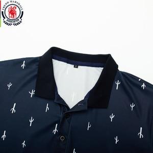 Image 3 - Fredd Marshall 2019 Nieuwe Cactus Gedrukt Polo Shirt Mannen Korte Mouw Casual Volledige Printing Polo Mannelijke Tops Tees 049