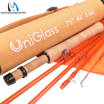 Maximumcatch UniGlass – Lasikuituinen matkaperhovapa