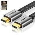 HDMI-совместимый кабель видеокабели 4K * 2K HDMI-совместимый к HDMI-кабелю позолоченный 3D 1080P для монитора ТВ PS3/4 компьютера 1 м 3 м