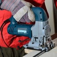 Jigsaw Multifunktionale Kettensäge Mini Holz Schneiden Maschine Kleine Handheld Holzbearbeitung Haushalt Power Tools-in Elektrowerkzeuge Zubehör aus Werkzeug bei