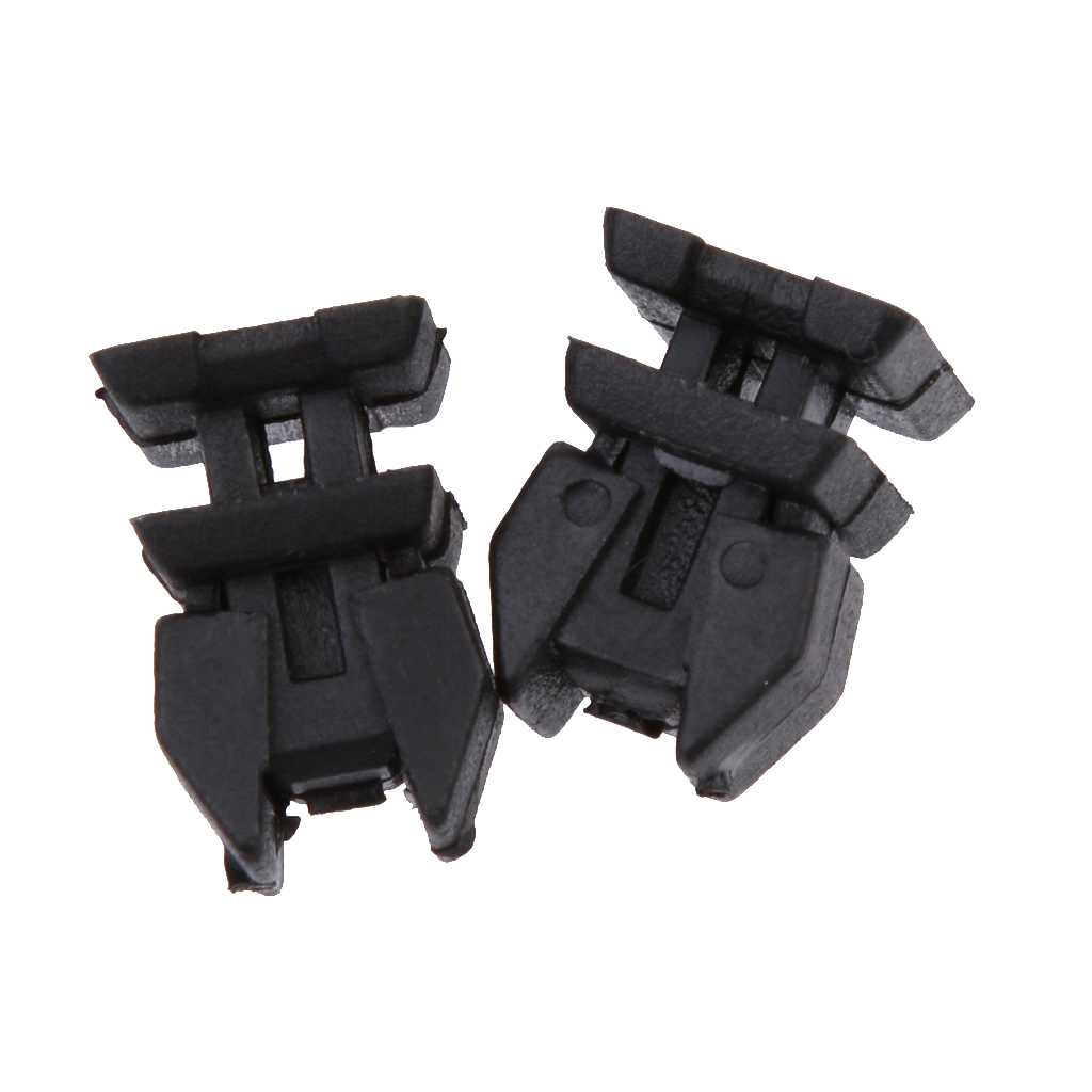 30pcs Replacement Retainers Fasteners Clip For Mercedes W124 R129 W140 W202