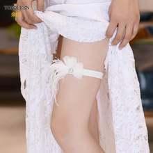 Topqueen модный пикантный женский пояс с перьями для девушек