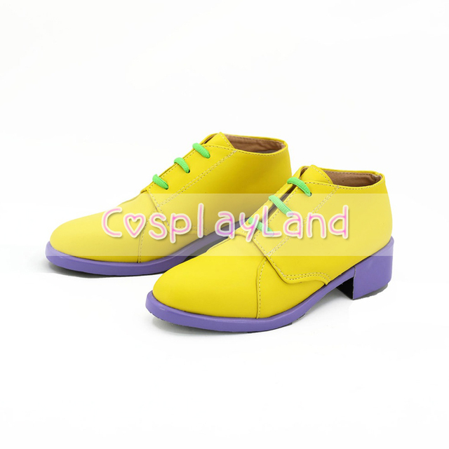 Rohan Kishibe Cosplay Shoes