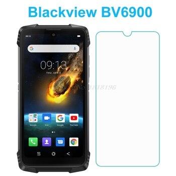 Перейти на Алиэкспресс и купить Закаленное стекло для смартфона Blackview BV6900, Защита экрана для Blackview BV6900, IP68, защитная пленка, Etui