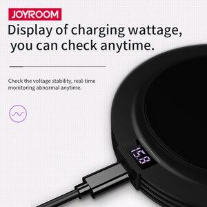 Image 4 - צ י creative שולחן עבודה נייד טלפון אלחוטי מטען אלחוטי משדר תשלום מהיר A16 עבור: iphone סמסונג Huawei xiaomi OPPO