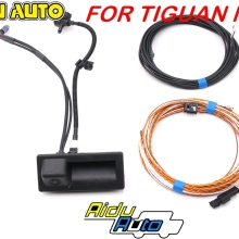 Trunk-Handle Guidance-Line Rear-View-Camera 5NA827566D MQB Tiguan Mk2 Touran WASH