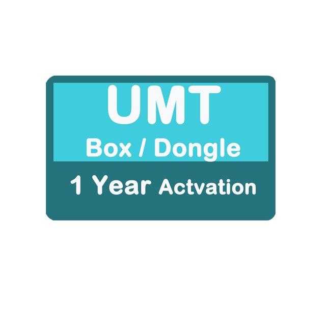 UMT פרו Dongle האולטימטיבי רב כלי (UMT) פרו Dongle האולטימטיבי רב כלי 1 שנה הפעלה UMT dongle UMT תיבת הפעלה