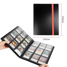 Albums Cards Board-Game Pocket Capacity-Cards-Collection Yugioh Book-Sleeve-Holder Mtg Magic