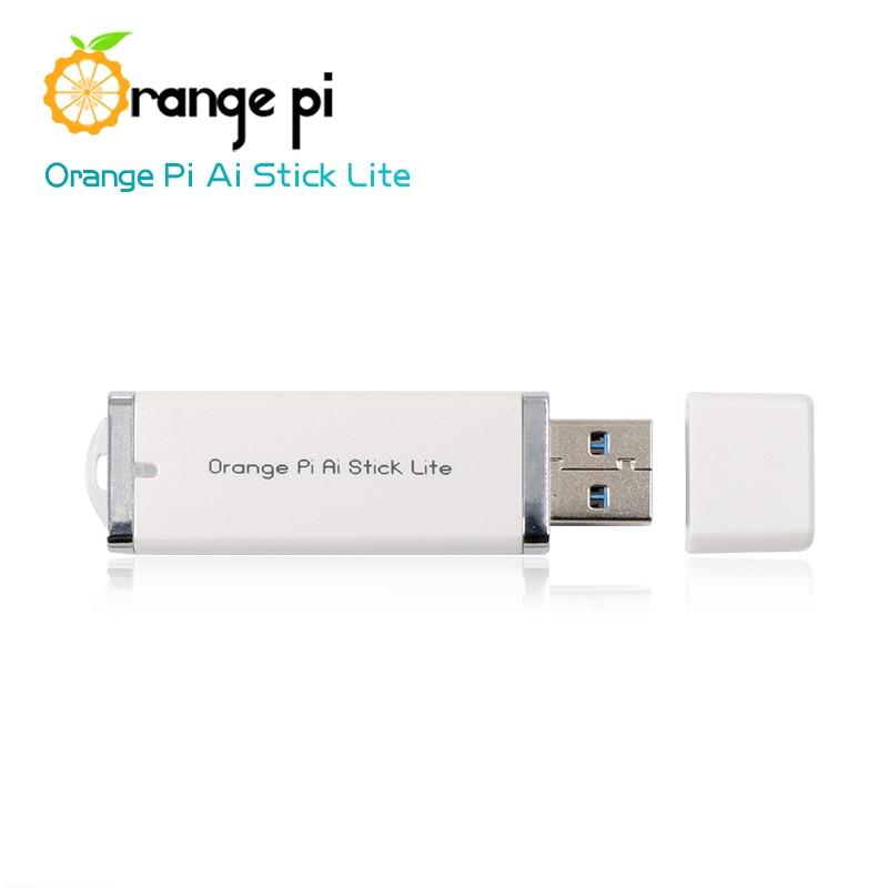 Image 5 - Orange Pi AI Stick Lite with PLAI Model Transformation Tools Neural Network Computing Stick Artificial IntelligenceDemo Board   -