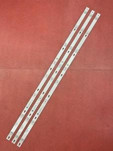 Image 3 - 3 PCS LED Backlight Strip for Thomson 43UC6306 43UC6406 TCL 43S303 43S305 43DP608 D43A810 TOT_43D2900_3X8 OEM43LB06_LED3030F2.1