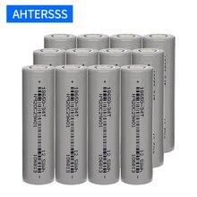 цена на 12PCS 3400mah 18650 3400mAH 18650-34T 3.7v li-ion rechargeable battery