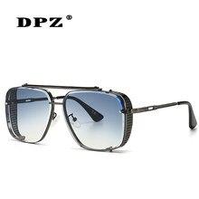 Mach-gafas De Sol PUNK De seis estilos para mujer y hombre, lentes con gradiente, diseño Vintage De marca, uv400, 2020
