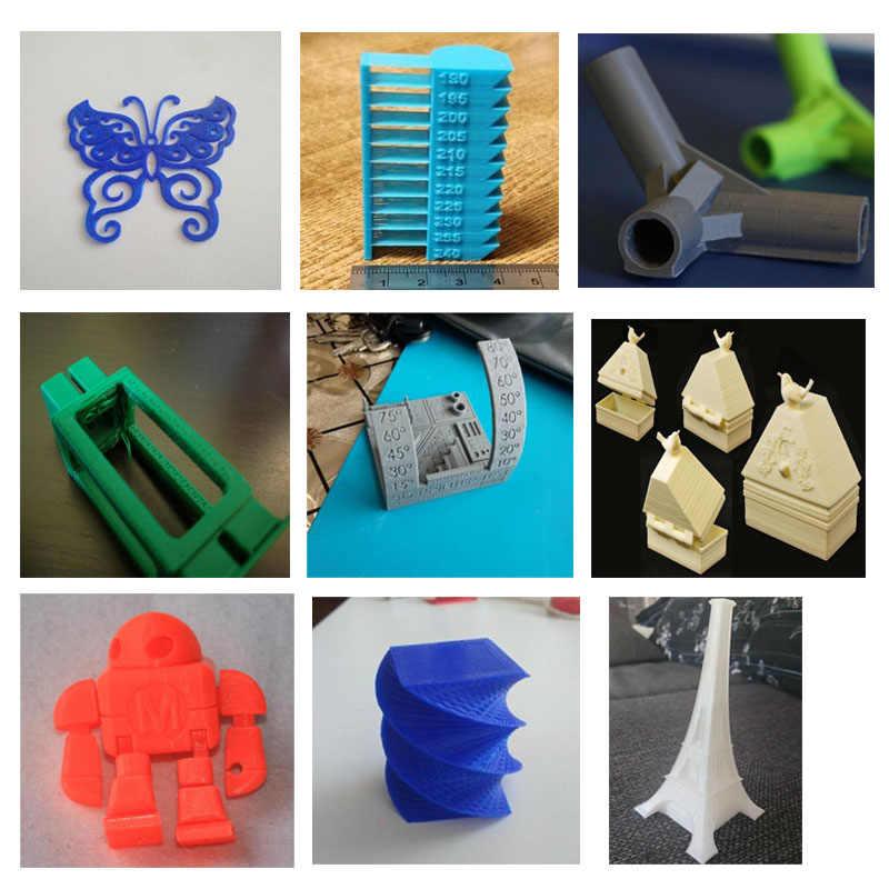 Northcube ABS Filamen 3D Printer Filamen 1.75 Mm 1Kg Bahan Percetakan 3D Cetak Plastik Filamen