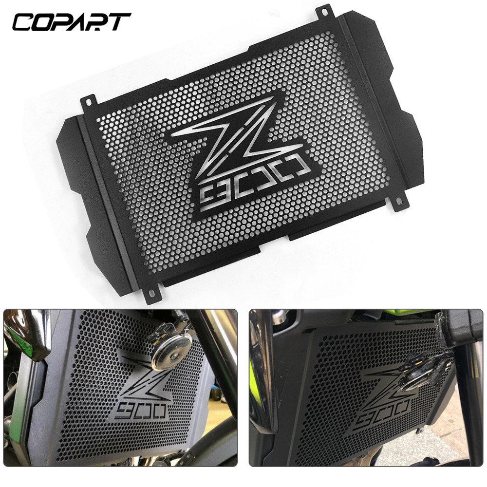 For <font><b>Kawasaki</b></font> Z900 <font><b>Z</b></font> <font><b>900</b></font> <font><b>2017</b></font> 2018 2019 2020 New Motorcycle Accessories Radiator Grille Cover Guard Protection image