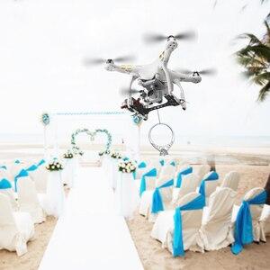 Image 4 - Para dji mavic 2 pro lançador, que pode jogar uma isca phantom 4/3/2, drone de casamento acessórios para drones 2