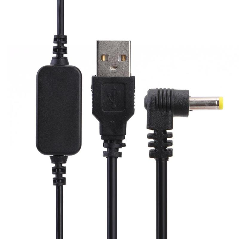 USB Power Charging Cable For Yaesu VX-6R VX7R FT60R VX177 Walkie Talkie